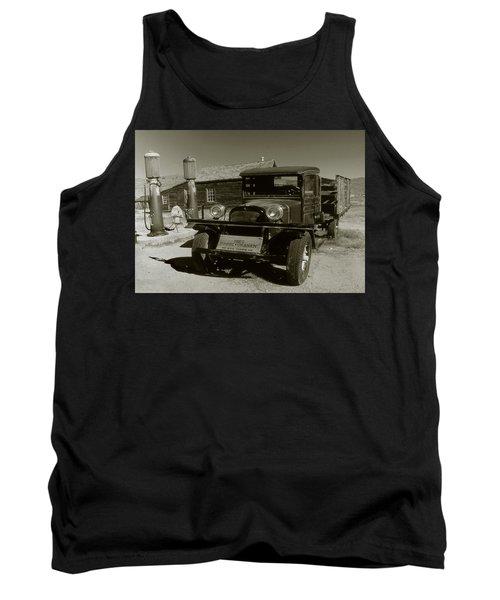 Old Pickup Truck 1927 - Vintage Photo Art Print Tank Top