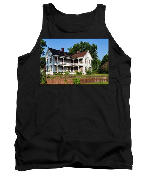 Old Shull Mansion Tank Top