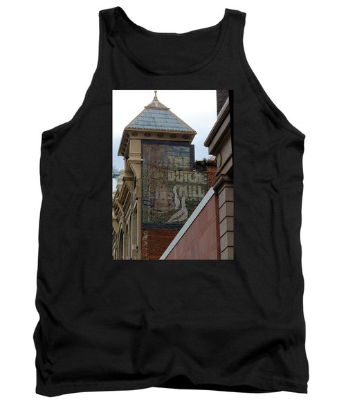 Old Sign Tank Top
