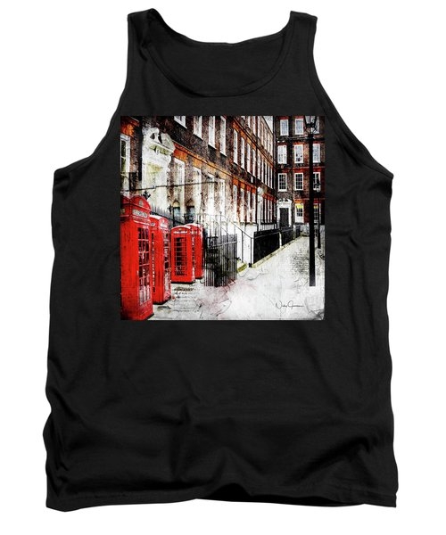 Old Square Tank Top