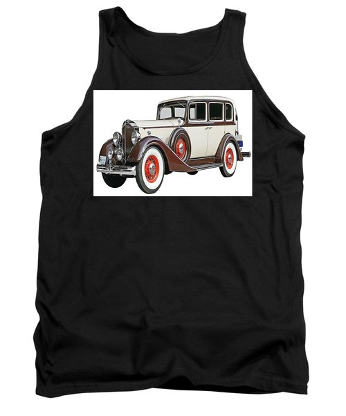 Old Time Auto Tank Top