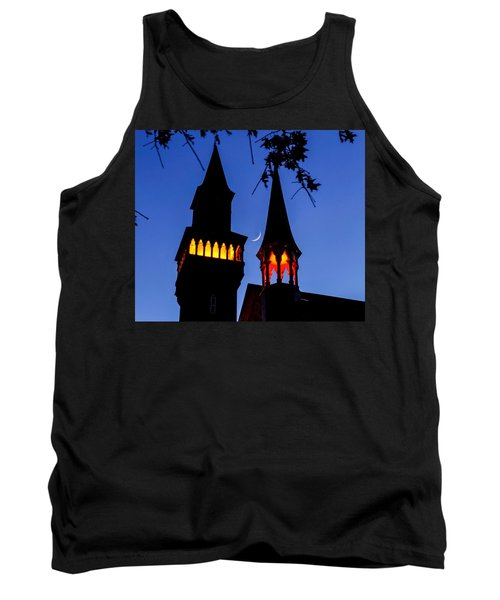 Old Town Hall Crescent Moon Tank Top