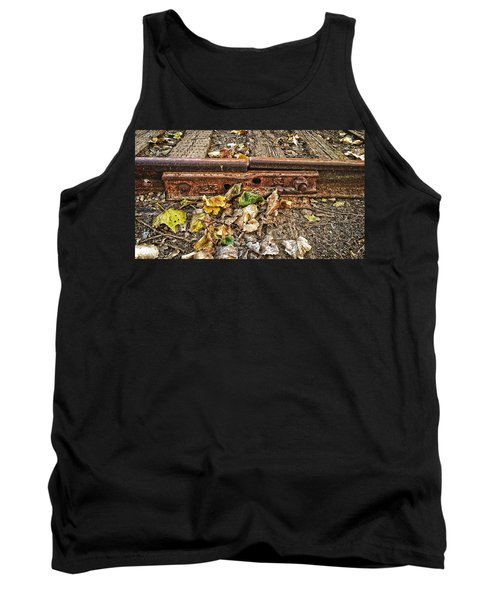 Old Tracks Tank Top