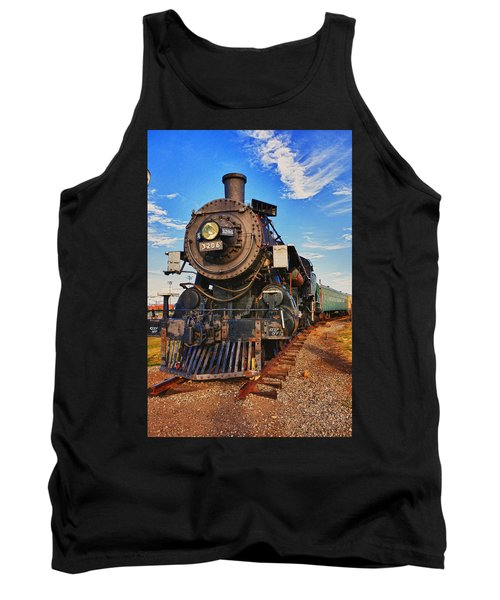 Old Train Tank Top