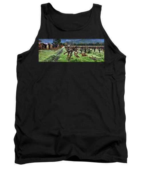 Old Vineyard Barns Tank Top