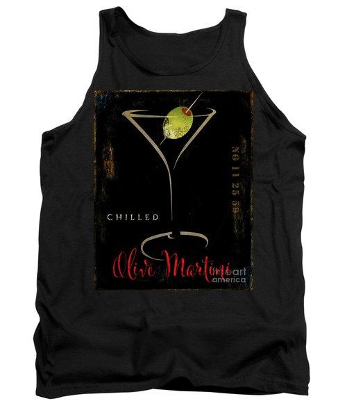 Olive Martini Tank Top