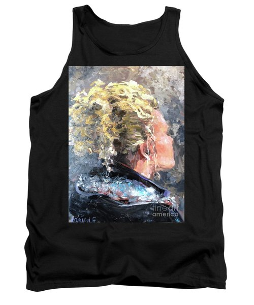 Olivia Tank Top by Diane Daigle