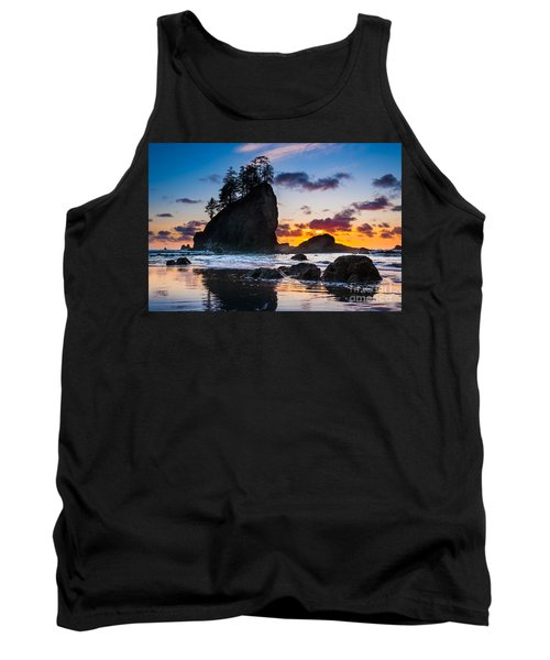 Olympic Sunset Tank Top