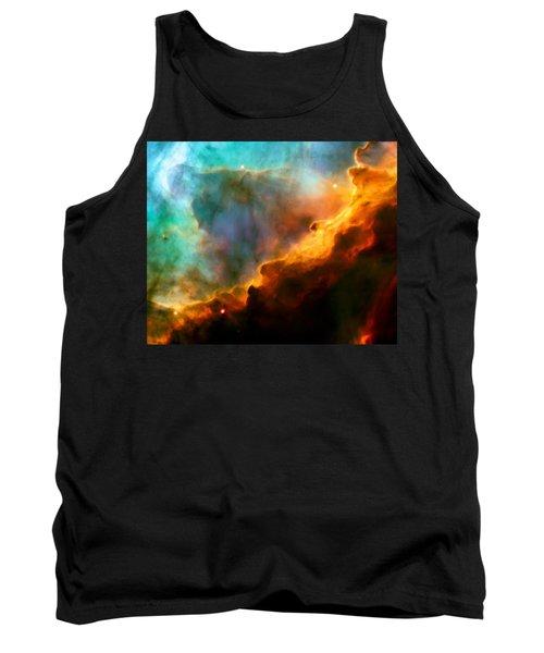 Omega Swan Nebula 3 Tank Top