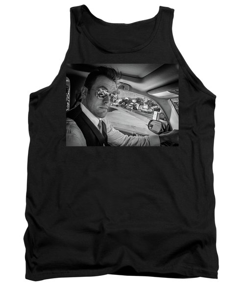 On His Way To Be Wed... Tank Top