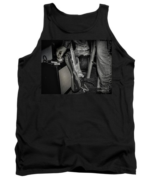 Tank Top featuring the photograph On In Two Minutes by Robert Frederick