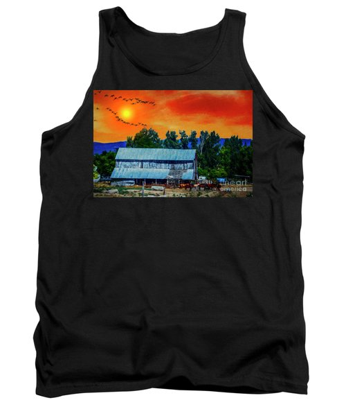 On The Farm II Tank Top