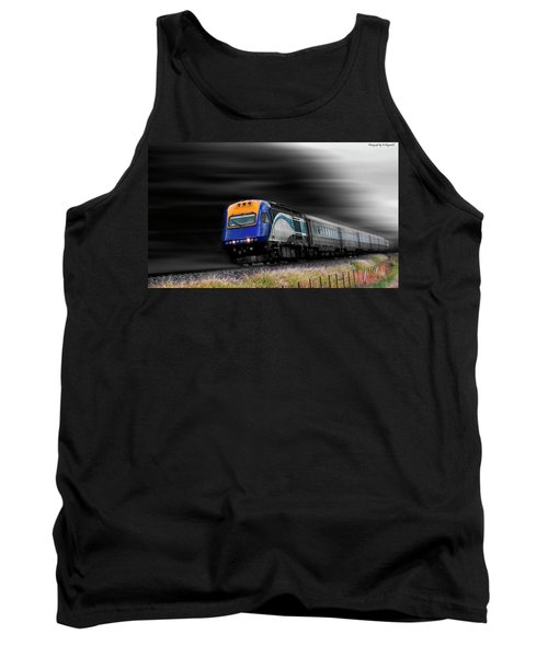 On The Move 01 Tank Top