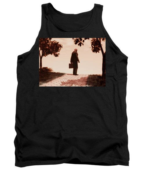 On The Path To Nowhere Tank Top