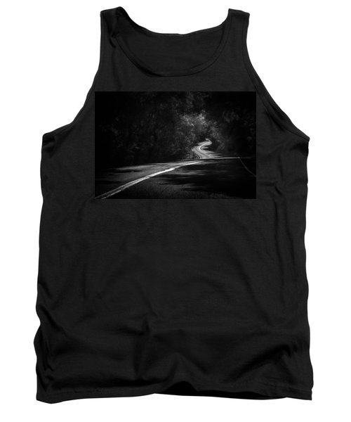 On The Road Tank Top