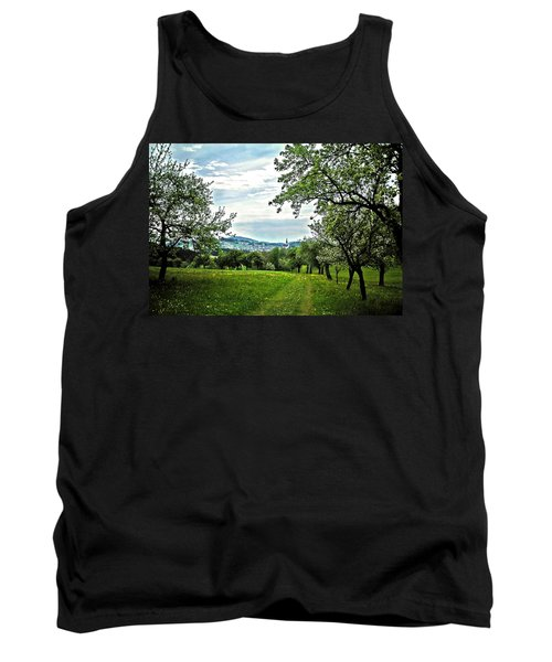 On The Way To Gramastetten ... Tank Top