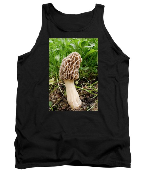 One Fine Morel Tank Top by Randy Bodkins