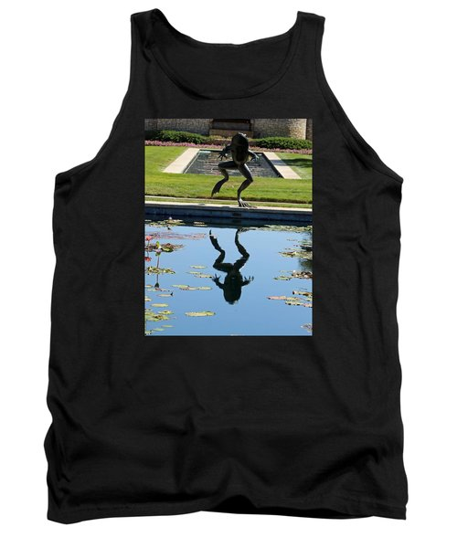 One Giant Leap Tank Top by Pamela Critchlow