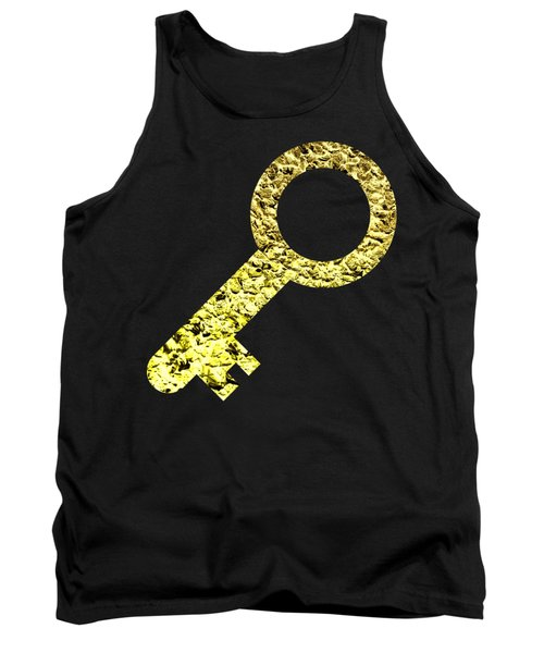 One Key One Heart 2 Tank Top