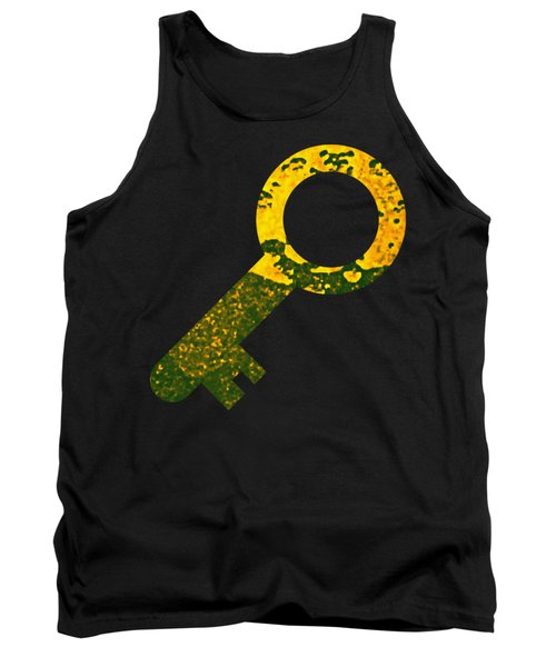 One Key One Heart Tank Top