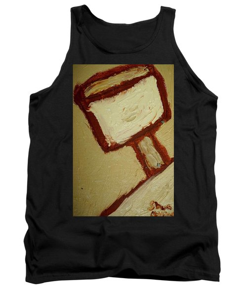 One Lamp Tank Top by Shea Holliman
