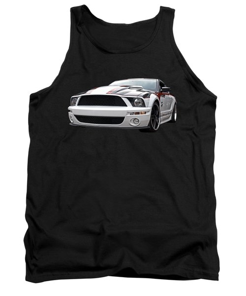 One Of A Kind Mustang Tank Top