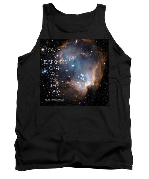 Only In Darkness Tank Top