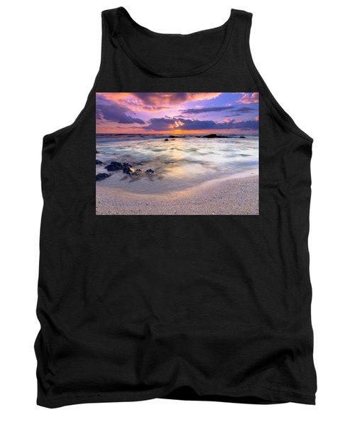 O'oma Beach Sunset Tank Top