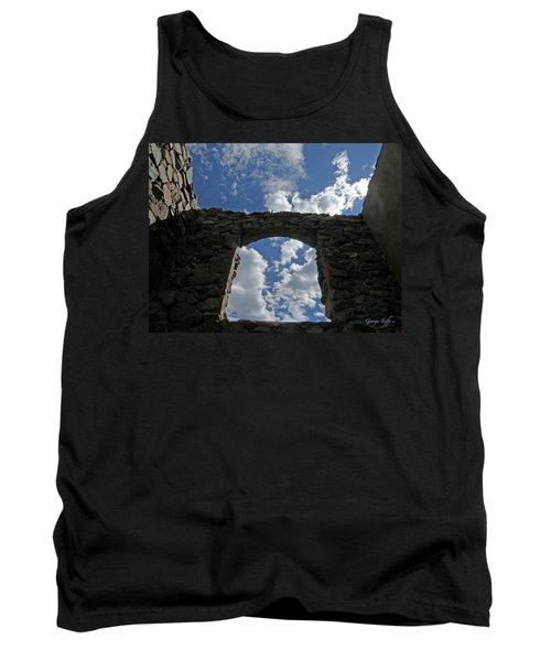 Open To The Sky Tank Top