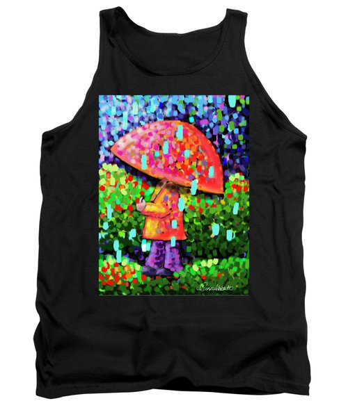 Rainy Day Stroll Tank Top