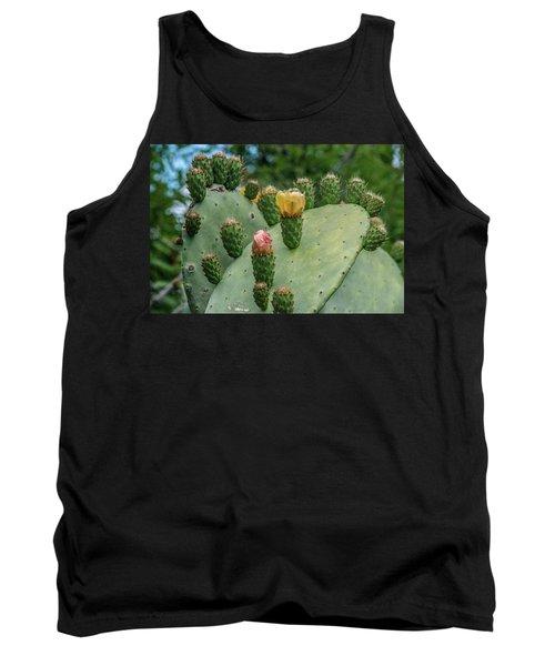 Opuntia Cactus Tank Top