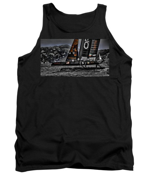 Oracle Winner 34th America's Cup Tank Top
