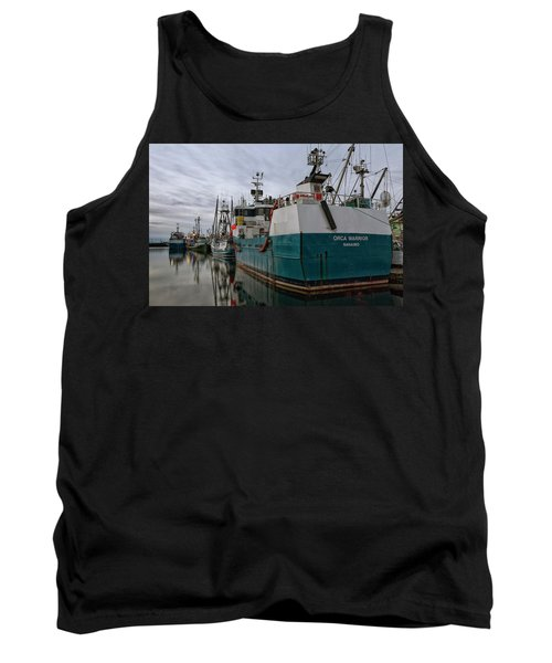 Tank Top featuring the photograph Orca Warrior by Randy Hall