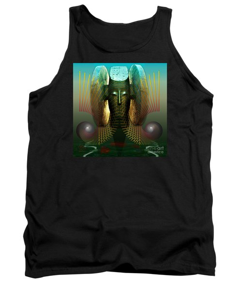 Order And Serenity Tank Top