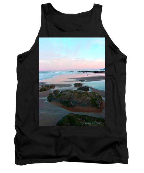 Oregon Coast 2 Tank Top