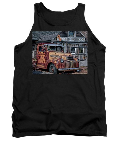 O'reilly Lobster Pound Tank Top