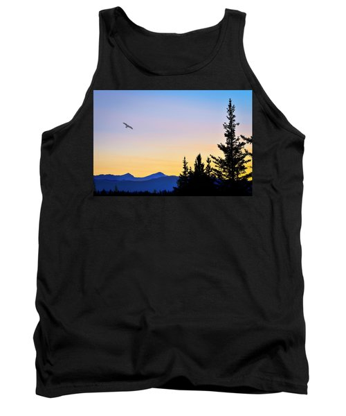 Osprey Against The Sunset Tank Top