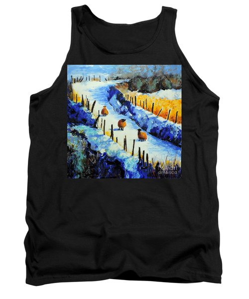 Out For A Stroll Tank Top