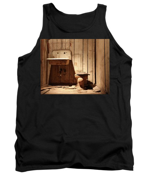 Out Of Order Tank Top