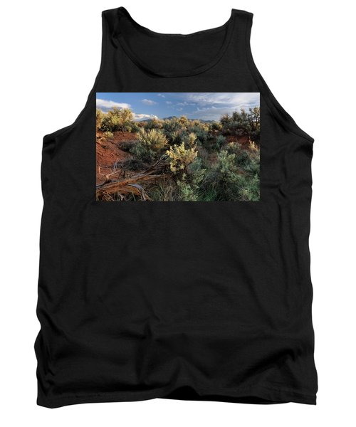 Out On The Mesa 7 Tank Top