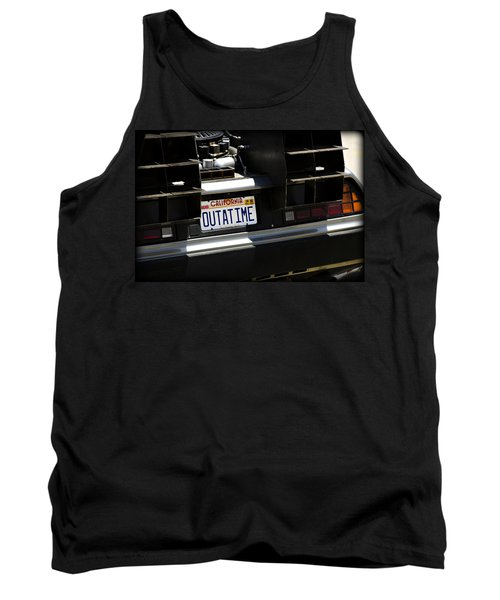 Outatime Tank Top