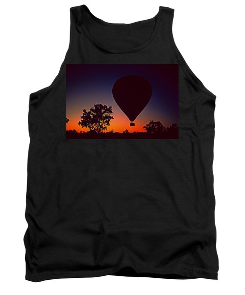 Outback Balloon Launch Tank Top