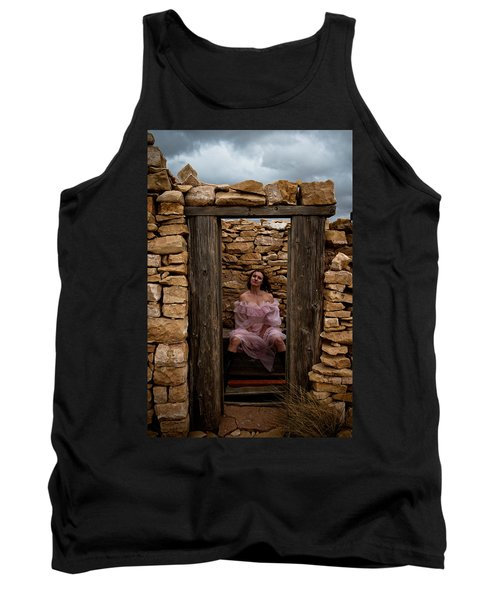 Outdoor Outhouse Tank Top