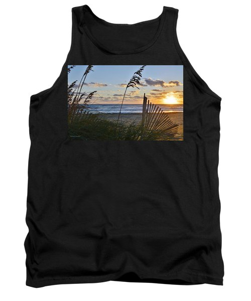 Outer Banks Sunrise Tank Top