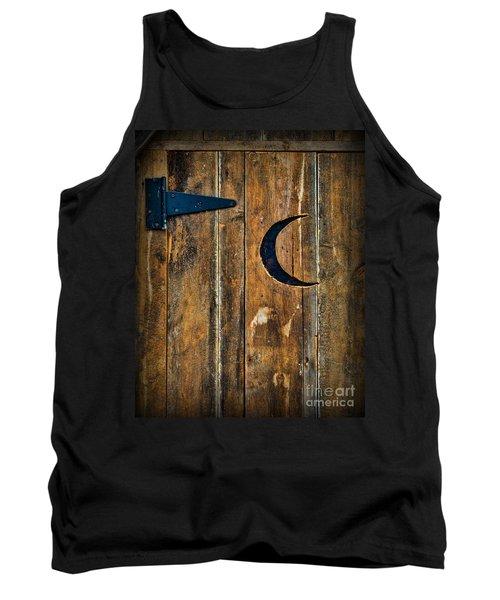 Outhouse Door  Tank Top