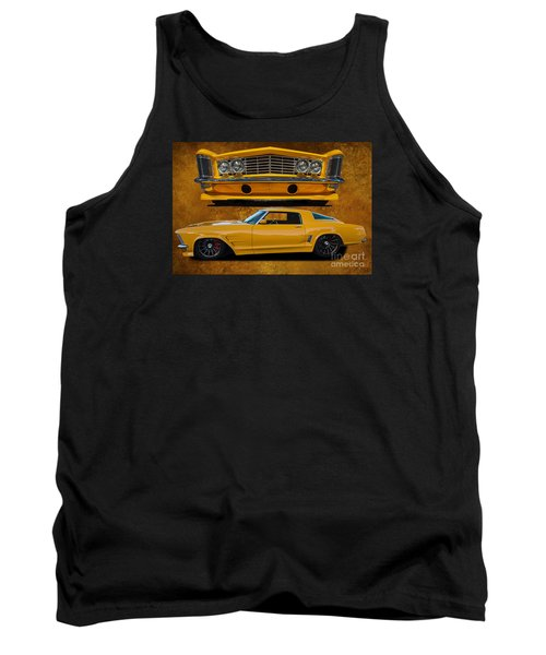 Outstanding Riviera Tank Top by Jim  Hatch