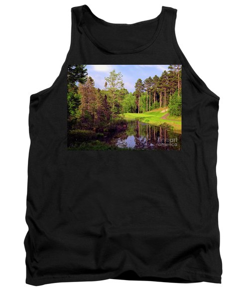 Over The Pond Tank Top