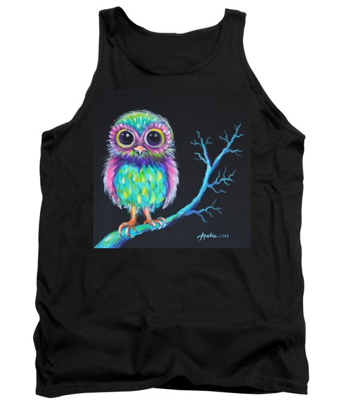 Owl Be Your Girlfriend Tank Top