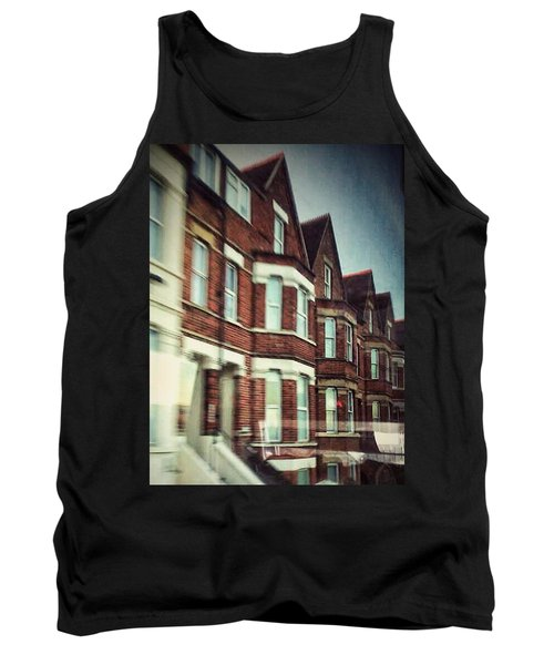 Oxford Tank Top by Persephone Artworks