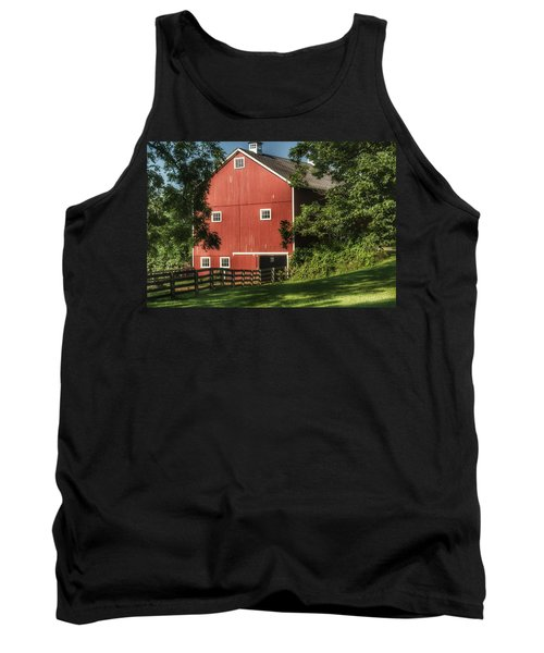 0035 - Oxford's Big Red I Tank Top